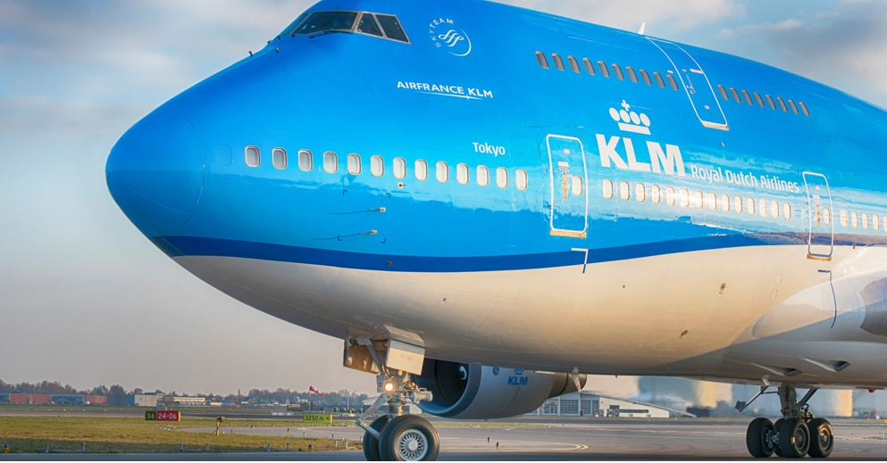 Virtual Reality at KLM – the future of smarter collaboration?